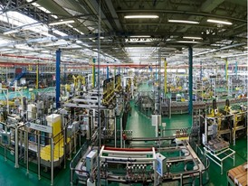 FPT Industrial engine plant in Turin, Italy: Silver Level Designated in World Class Manufacturing