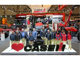 Case IH at FIMA 2016