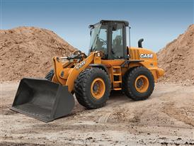 CASE 521F T4F Wheel Loader