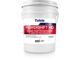 CASE Tutela Powershift HD Oil Now Available Through CASE Dealers FINAL