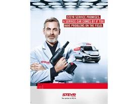 STEYR Service Campaign 02