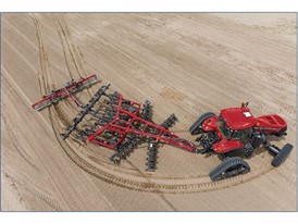 The Magnum™ Rowtrac™ tractor completes the Case IH full line of equipment