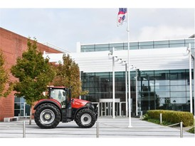 CNH Industrial brand Case IH in partnership with Ordnance Survey