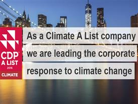 CNH Industrial recognized as a World Leader for corporate action on climate change