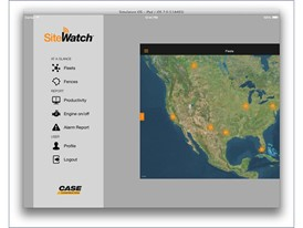 Offering features that aid in security and machine maintenance