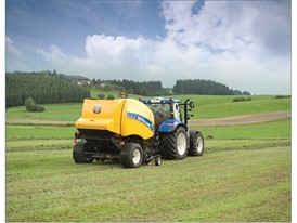 More productivity, reduced fatigue, uniform bale size and less fuel consumption, all with the new IntelliBale™ system