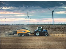 New Holland Agriculture introduces the new BigBaler 1290 Plus, the latest generation of its reputed flagship baler.
