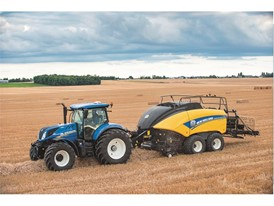 Consistently best-in-class bale quality with up to 10% more density