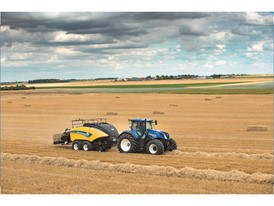 The new model builds on the brand's leadership in the large square baler market