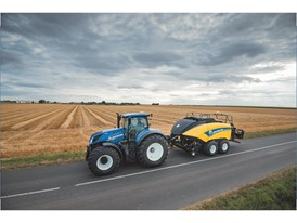 The new BigBaler 1290 Plus delivers the ultimate baling experience with a host of unique features, such as the IntelliCr