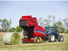 New Holland Agriculture RBV 180 CropCutter