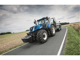 New Holland Agriculture T7 315 Autocommand HD Tier4B
