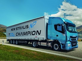 IVECO signs agreement with Lannutti Group for 610 New Stralis XP and NP trucks