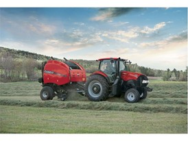 New Maxxum® series 2WD tractors from Case IH create efficient power dispersion