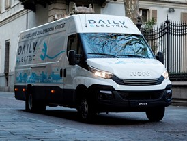 IVECO vehicles voted most sustainable