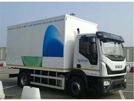 IVECO Eurocargo CNG