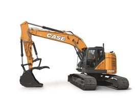 CASE Expands D Series with CX245D SR Minimum-Swing Excavator