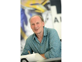 David Wilkie, Director of the CNH Industrial Design Centre