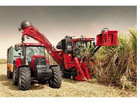 Case IH Austoft Sugar Cane Harvester