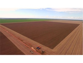 The feat involved harvesting a massive 439.73 tons of soybean in eight hours with the brand's CR8.90 combine harvester