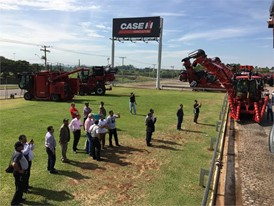 The Case IH Sugar Camp which took place in Brazil for Middle Eastern and African Customers.