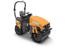 CASE Launches New Small-Frame Combination Vibratory Rollers