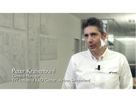 Peter Krähenbühl, General Manager of the FPT Industrial R&D Center in Arbon