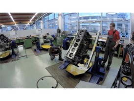 Inside the FPT Industrial R&D Center in Arbon, Switzerland