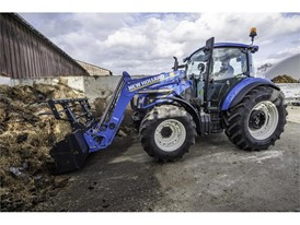 T5 115 Tractor
