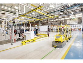 New Holland T6 Dynamic Command transmission is made at the band's facility in Modena.
