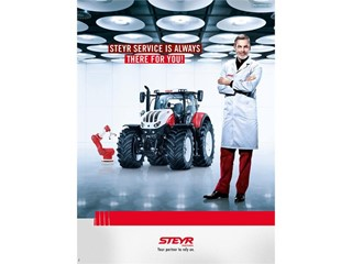 Your partner to rely on: STEYR Service