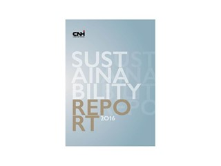 CNH Industrial Sustainability Report 2016
