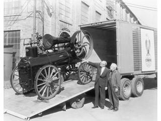 Case IH Historical Steam Engines