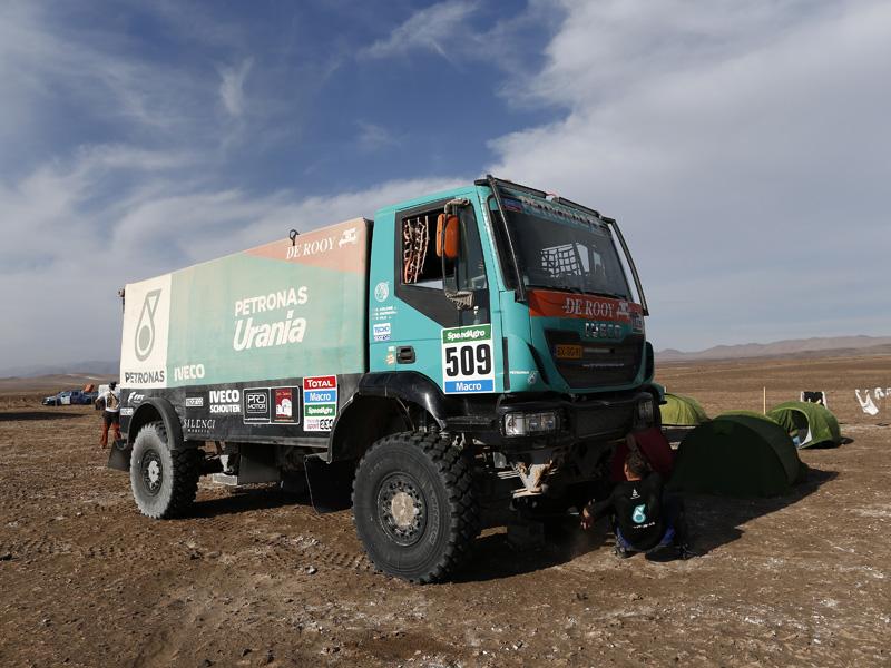 Dakar 2015 - Day 7 - 1