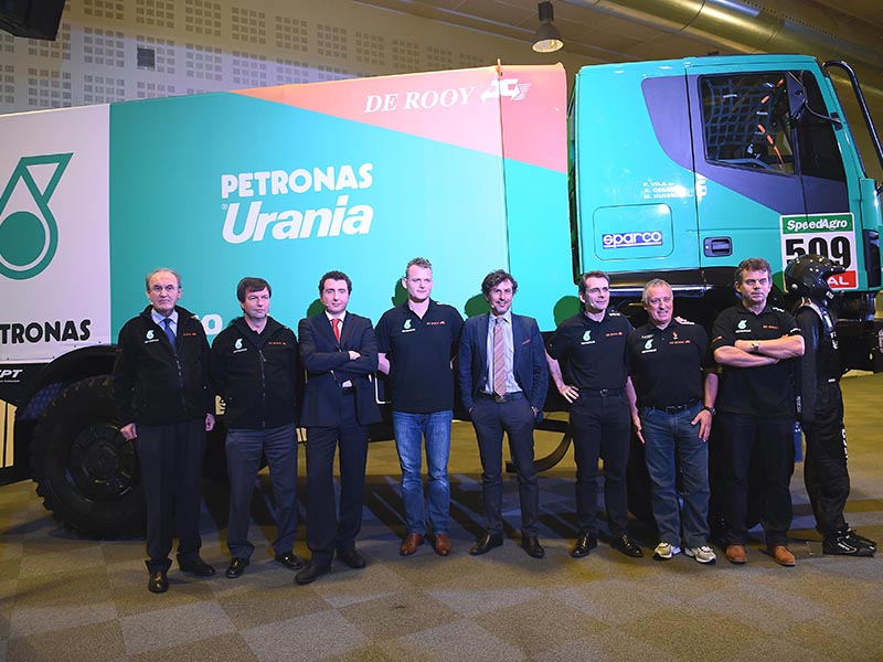 ​Iveco and FPT Industrial to feature at Dakar 2015 1
