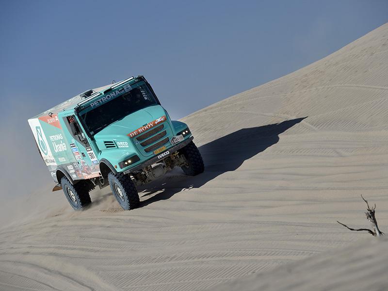 Dakar 2014 - Stage 5 - 1
