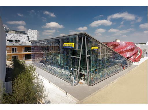 New Holland Expo 2015 Pavilon