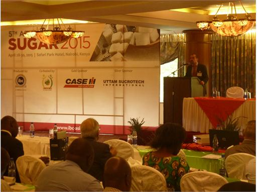 Daniel Bordabossana - Case IH Marketing Manager Africa & Middle East