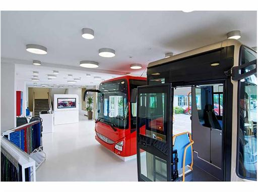 Iveco Bus Design Centre in Vysoke Myto