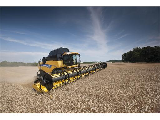 New Holland Harvest Demo Tour 2015