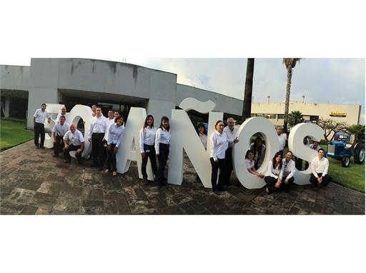 CNH Industrial celebrates 50 years of operations in Mexico