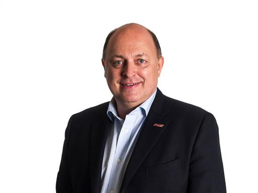 Andreas Klauser, Brand President Case IH Agricultural Equipment