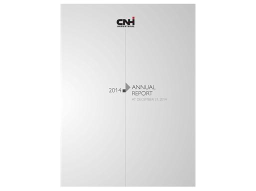 CNH Industrial Annual Report 2014