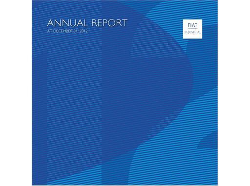 Fiat Industrial Annual Report 2012