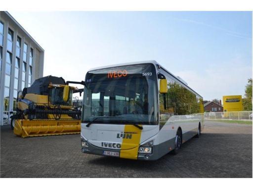One of the De Lijn Iveco Bus