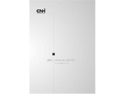 CNH Industrial Annual Report 2013