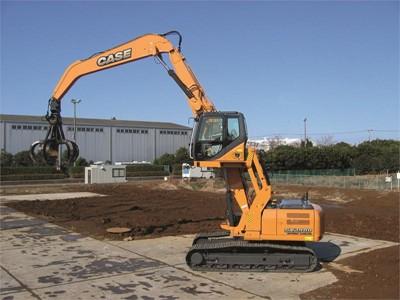 CASE Launches New CX290D Crawler Excavator Designed for Material Handling at BAUMA 2016