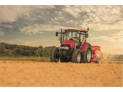 Largest Farmall C tractors gain capacity, transmission and control updates to boost both comfort and capability