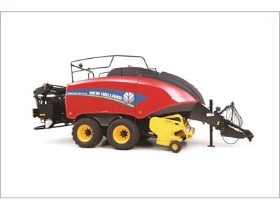 New Holland Raises the Stakes on Bale Density, Productivity and Reliability with New BigBaler 340 Plus