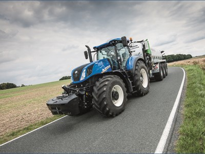 New Holland Agriculture wins four AE50 Awards from ASABE for 2017